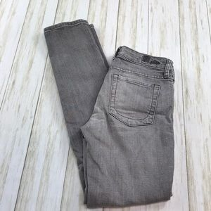 Kut From The Kloth Gray Wash  Straight Leg Jeans